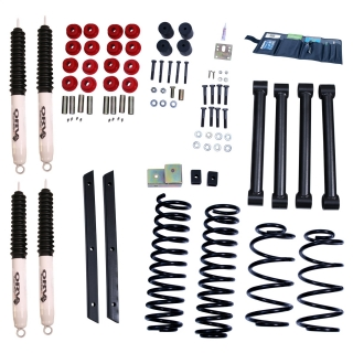 Eibach | Pro-Alignement Camber Shim Kit - Jeep Wrangler 07-16