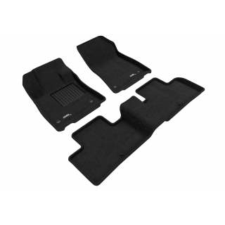 Westin   Profile Front Floor Liners - Hyundai Accent 12-17