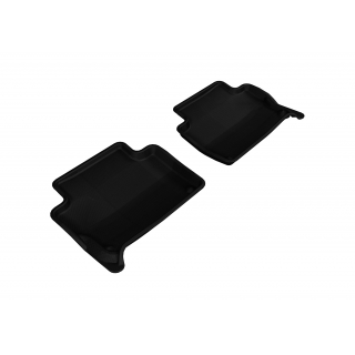 Westin   Profile Front Floor Liners - Chrysler 300C 04-10