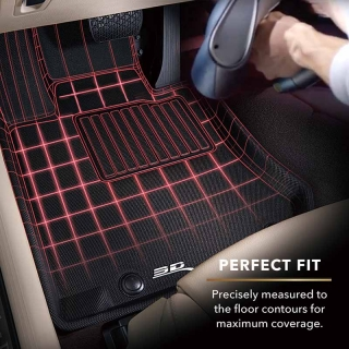 Westin   Profile Tapis Protecteurs Avant - BMW X6 15-19