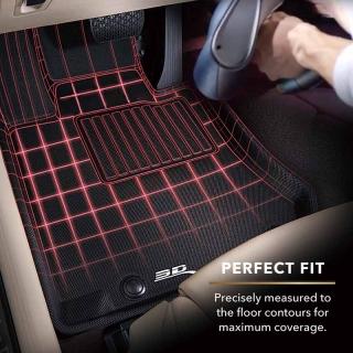 Westin | Profile Front/Rear Floor Liners - Tesla Model S 12-19