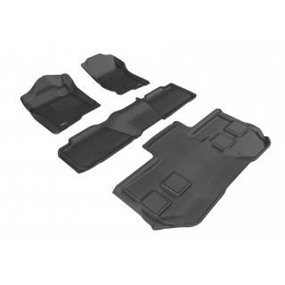 Westin | Profile Front/Rear Floor Liners - Outlander Xl 07-17