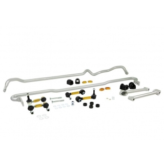 Superlift   Control Arm Bushing Kit - Wrangler 1997-2006
