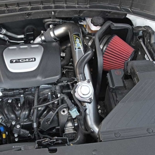 AEM | Charge Pipe Kit (Hot Side) - WRX 2015+
