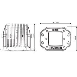 Whiteline | Suspension Stabilizer Bar Bushing Rear - Chrysler / Dodge 2005-2020
