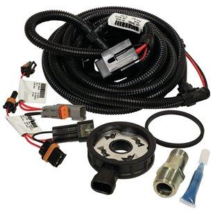 Torque Solution | Reversed Intake Manifold Alternator Relocation Kit - EJ20 / EJ25