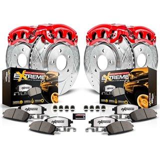 COBB | BBI AUTOSPORT FRONT / REAR CTRL ARMS - PORSCHE 996 / 997 01-13