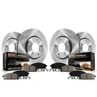 PERRIN | Upper Radiator Bracket Set Rouge - WRX / STI 2008-2021