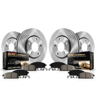 EBC Brakes | Greenstuff 2000 Series Sport Brake Pads - Buick / Chevrolet 2010-2018