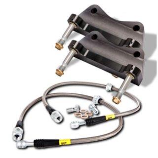 PowerStop | Disc Brake Pad & Rotor Kit - ProMaster 1500 / ProMaster 2500 / ProMaster 3500 3.0L / 3.6L 2014-2015