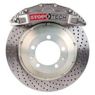 PowerStop | Next Gen Carbon Disc Brake Pad & Rotor Kit - X5 / X6 3.0T / 3.0L / 2.0T 2009-2019