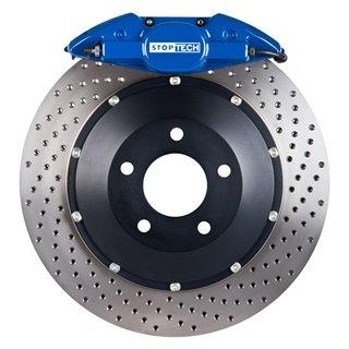 PowerStop | Next Gen Carbon Disc Brake Pad & Rotor Kit - C350 3.5L 2006-2007