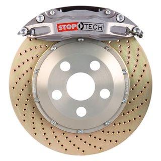 PowerStop | Next Gen Carbon Disc Brake Pad & Rotor Kit - Cayenne / Touareg 2008-2010