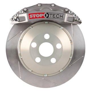 PowerStop   Next Gen Carbon Disc Brake Pad & Rotor Kit - Chevrolet / Ford / Mazda / Volvo 2006-2020