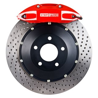 PowerStop | Next Gen Carbon Disc Brake Pad & Rotor Kit - tC / Corolla iM / Matrix / RAV4 2.5L / 1.8L / 2.4L 2008-2018
