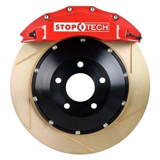 PowerStop | Next Gen Carbon Disc Brake Pad & Rotor Kit - Flex / Taurus 3.5L / 3.5T 2009-2017