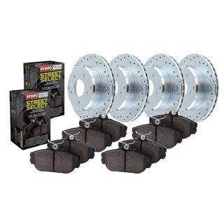 PowerStop | PM18 Posi-Mold Disc Brake Pad - Silverado / Sierra 1500 / 2500 / 3500 2000-2010