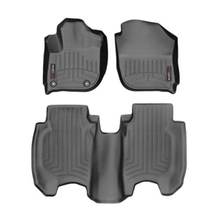 Husky Liners   Rear Mud Guards - Ford F-250-350 2017-2019