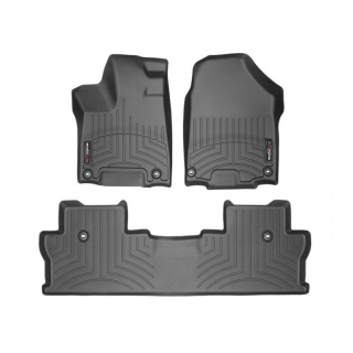 Husky Liners | Rear Mud Guards - GMC Sierra 1500-2500-3500 2015-2019
