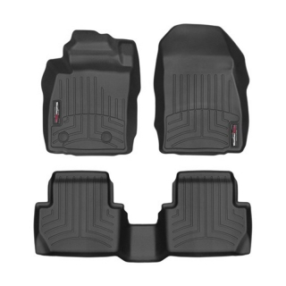 Husky Liners   Front Mud Guards - Jeep Wrangler 2007-2018