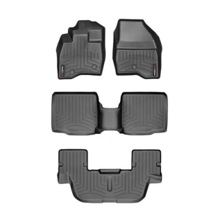 Husky Liners | Front and Rear Mud Guard Set - Toyota Tacoma 2016-2019