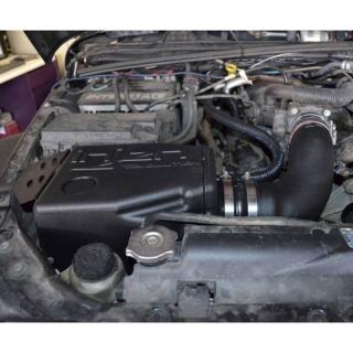 CorkSport | Air Intake Black / Blue - Mazda3 2.0L 14-18 / CX-3 16-18 / CX-5 2.0L 13-17