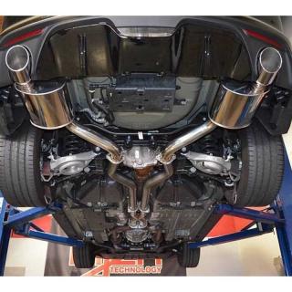 Husky Liners   Front & 2nd Seat Floor Liners - Mercedes C-Class 4 Door 08-14
