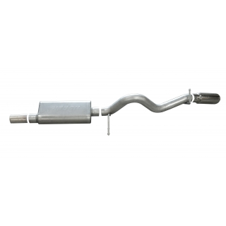 Borla | Cat-Back Exhaust Touring - Ford F-150 4.6L / 5.4L - 2004-2008