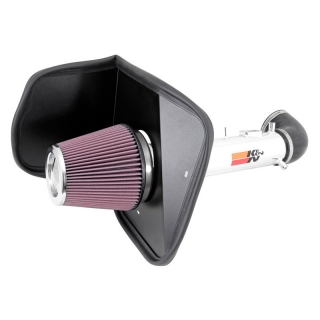 K&N | Aircharger Performance Air Intake System - Gladiator / Wrangler