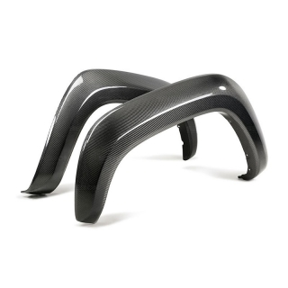 Vibrant | Stainless Steel T-Bolt Clamps (Pack of 2) - Clamp Range: 1.30-1.50
