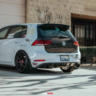 Vibrant | Stainless Steel T-Bolt Clamps (Pack of 2) - Clamp Range: 5.30-5.60