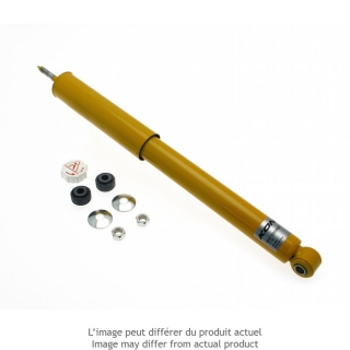 WeatherTech Rear FloorLiner - S80 2007-2014