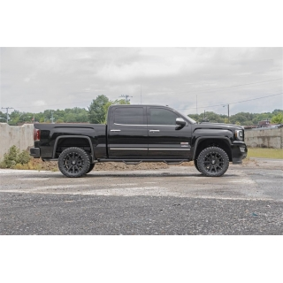 3D Mats | KAGU All-Weather Floor Liner - Front & Rear - Nissan Frontier 2005-2020