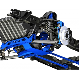 3D Mats | ELEGANT - Front & Rear - All-Weather Floor Liner - Audi Q7 / Q8 2017-2020
