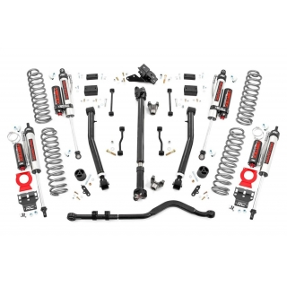 PRL Motorsports | 4in Oiled Cone Filter, Short