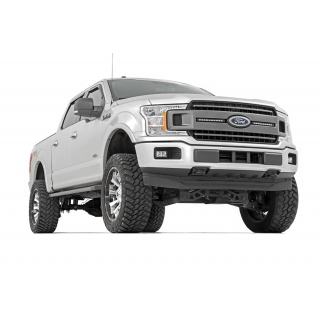 """BBK Performance   Headers - Shorty Tube Chrome 1-5/8"""" - Mustang V6 11-17"""