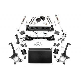 """BBK Performance   Headers - Shorty Tube Chrome 1-5/8"""" - Mustang 5.0L 86-93"""