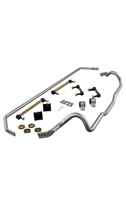 Sway bars & Link kit